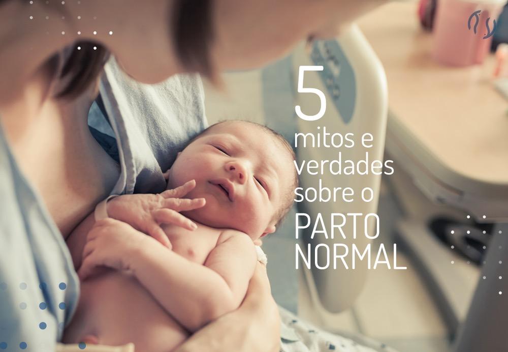 5 mitos e verdades sobre o parto normal